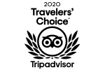 2020 Trip Advisor Travelers Choice Award
