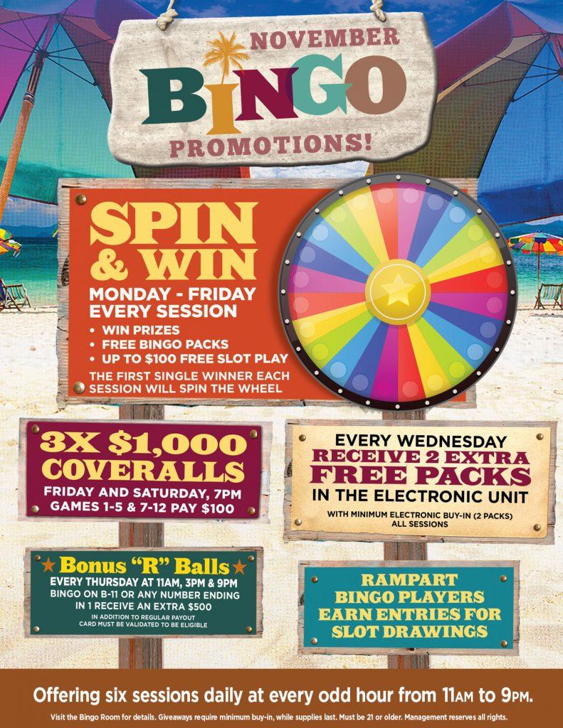 Las Vegas Bingo