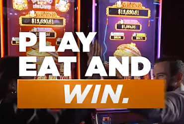 Play, Eat & Win at Rampart Casino
