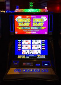 High Limit Slots - Classic Triple/Five Play