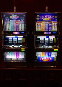 Classic Reels High Limit slots at Rampart Casino