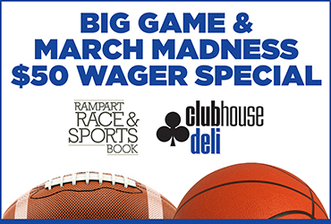 March Madness $50 Wager Special