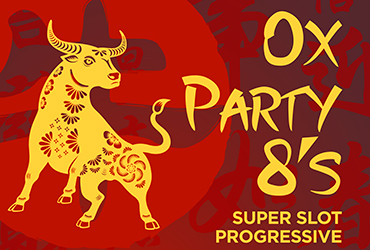 Ox Party 8's Super Slot Progressive
