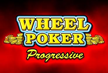 New Hot Slot Wheel Poker Progressive