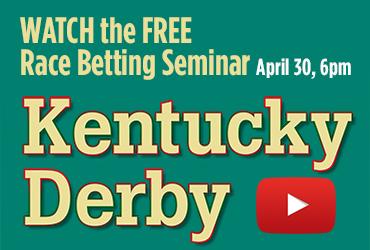 Kentucky Derby Betting Seminar Live Stream
