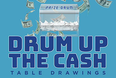 Drum Up The Cash Table Games Drawings