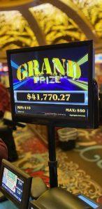$41,770 Texas Hold Em Table Game Progressive Jackpot at Rampart Casino