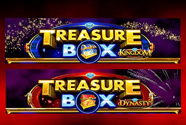 Hot New Slots at Rampart Casino