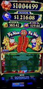$92K Jackpot at Rampart Casino, Summerlin, Las Vegas